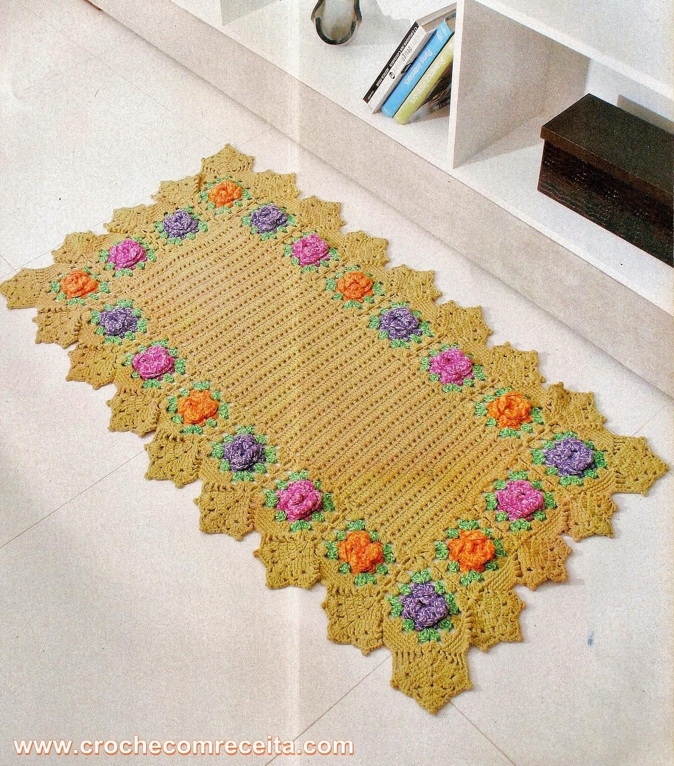 aprenda mais croche aprender croche gratis aprender croche com flores