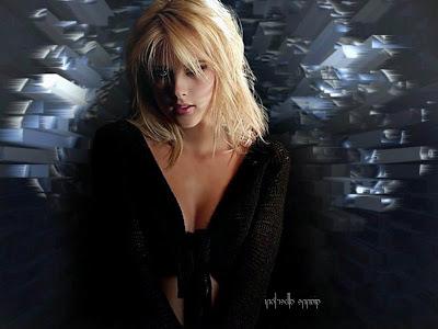 Hot Actress Gianne Albertoni Wallpaper