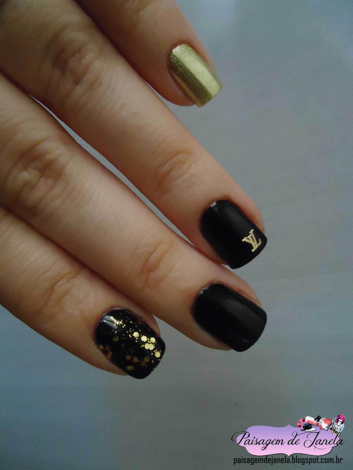 #963591  : Mani Preto & Dourado   Tudo Adesivo Blog Paisagem de Janela 3506 Adesivo Janela Paisagem