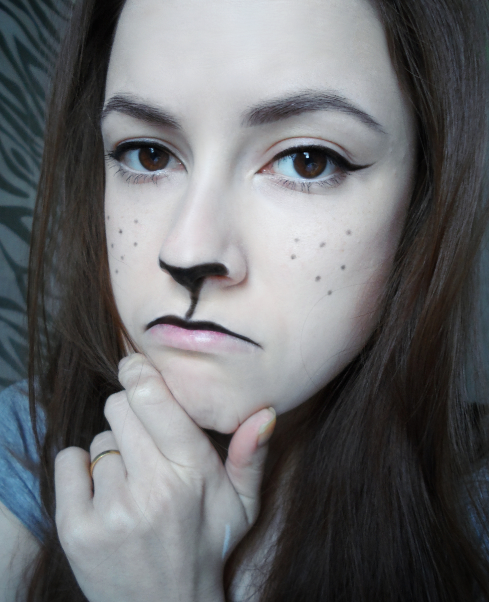 Halloween 2014 ideas costumes easy makeup looks step by step tutorials