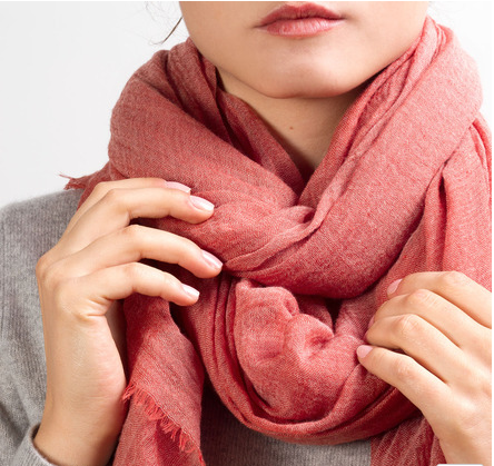 Trendy Scarves For Fall Season