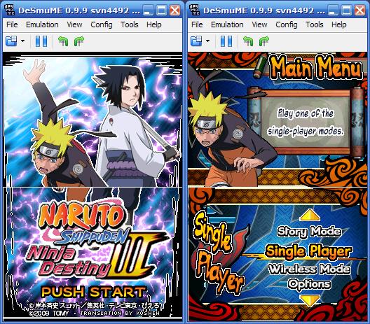 Download Game Naruto Shippuden Ninja Destiny 3 Nds