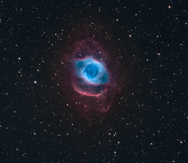 Helix Nebula Wallpaper HD