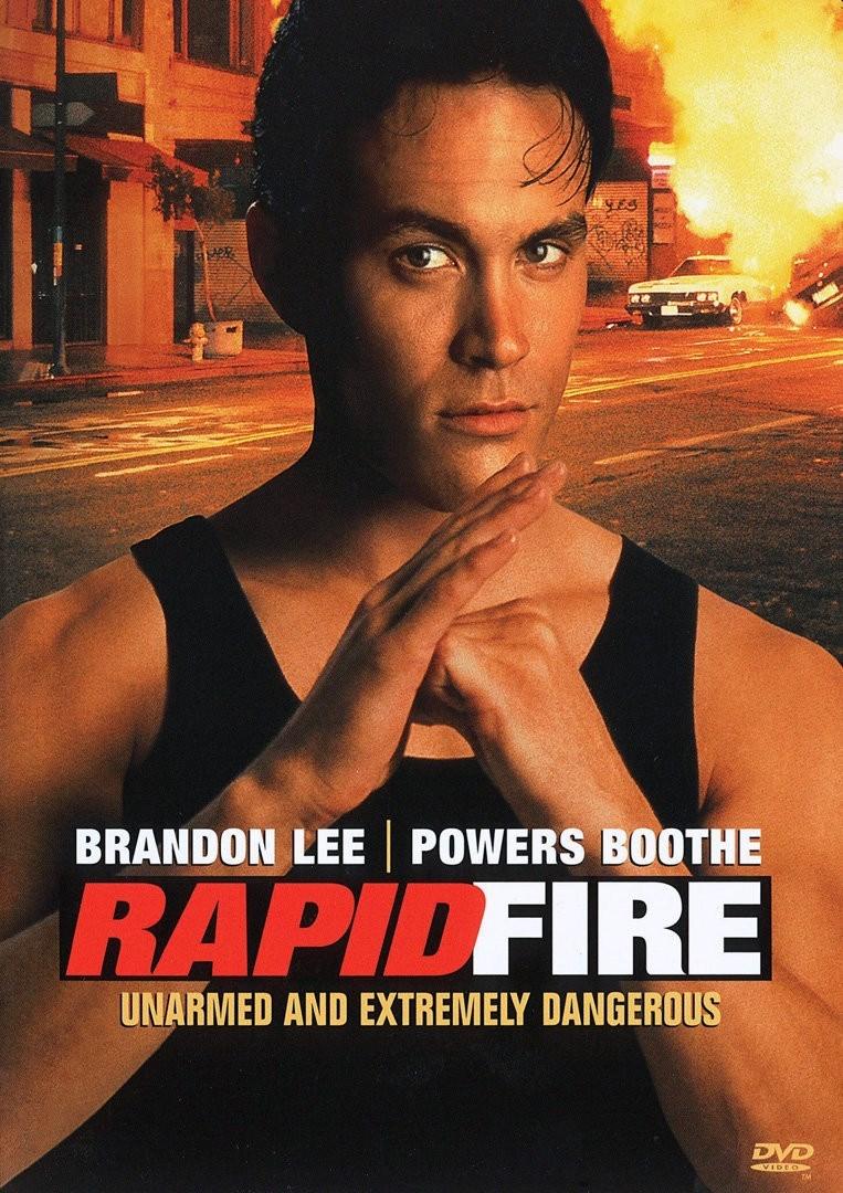 Rapid Fire (1992) ταινιες online seires xrysoi greek subs