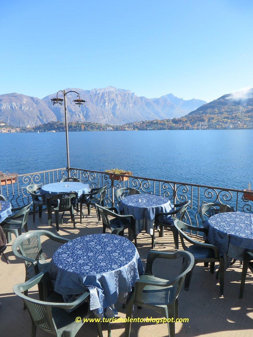 Turismo Lento: I colori dell\'Autunno sul Lago di Como: Tremezzo