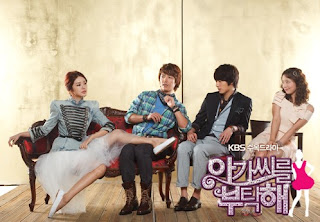 Sinopsis Drama Korea My Fair Lady Episode 1-16 Lengkap