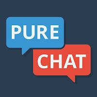 pure chat jasa layanan live chatting