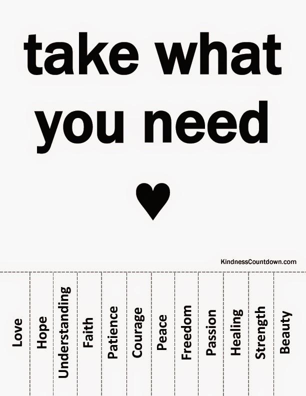 Take What I Want