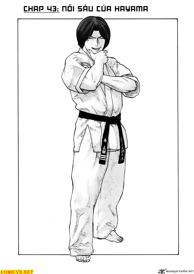 Karate Shoukoushi Kohinata Minoru chap 43 Trang 5