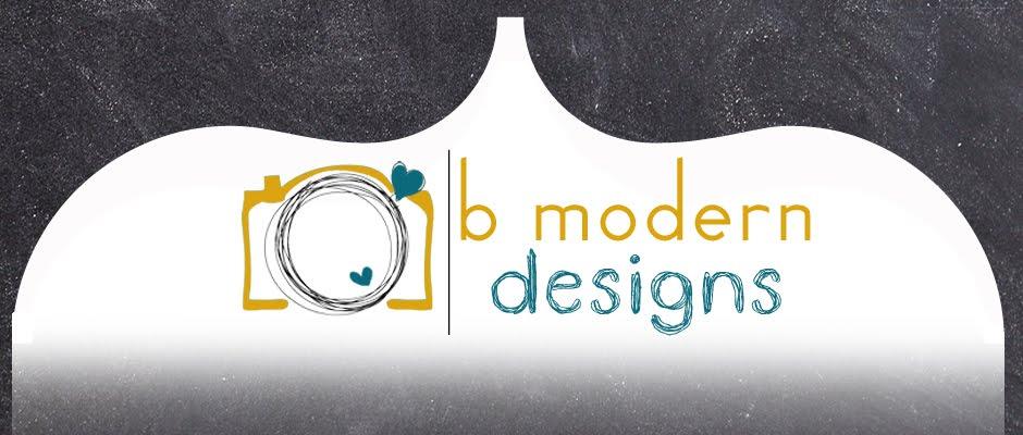 B Modern Designs