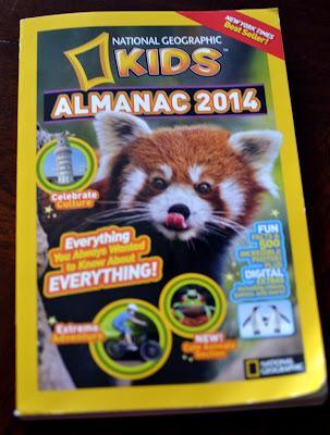 2014 Kids Almanac