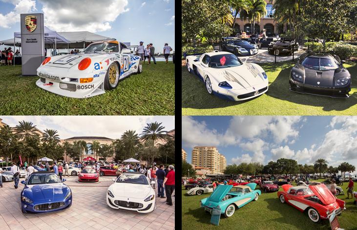 Porsche, Maserati, Chevy, Ford,