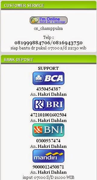 Image Result For Agen Pulsa Indramayu