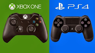 Xbox One, PS4, PlayStation 4, Sony, Microsoft, game console, games, free games