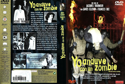 Yo Anduve con un Zombie | 1943 | I Walked with a Zombie