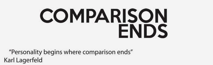 comparison ends