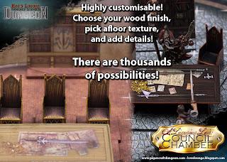 Furniture Customisation