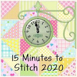 15 min to stitch