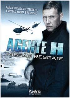 Baixar Agente H Missão Resgate AVI Dual Áudio + RMVB Dublado DVDRip