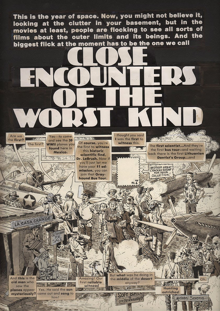 """Close Encounters of The Worst Kind"""