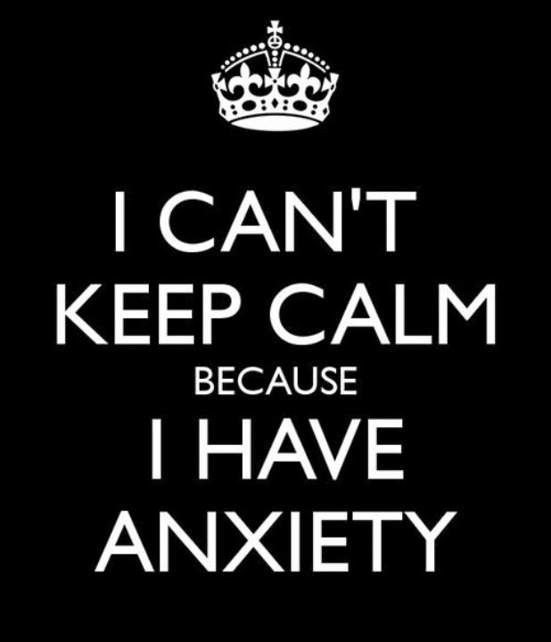 generalised anxiety disorder