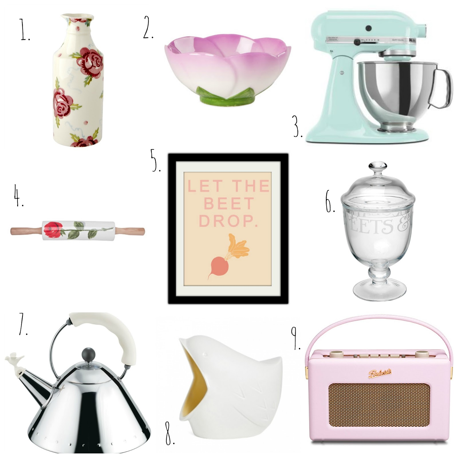 kitchen wishlist lifestyle blog