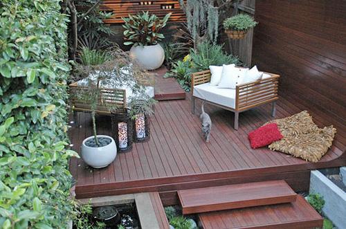 deck jardim telefone:Fotos de deck de madeira (47)3026-4086: Deck para area de festa