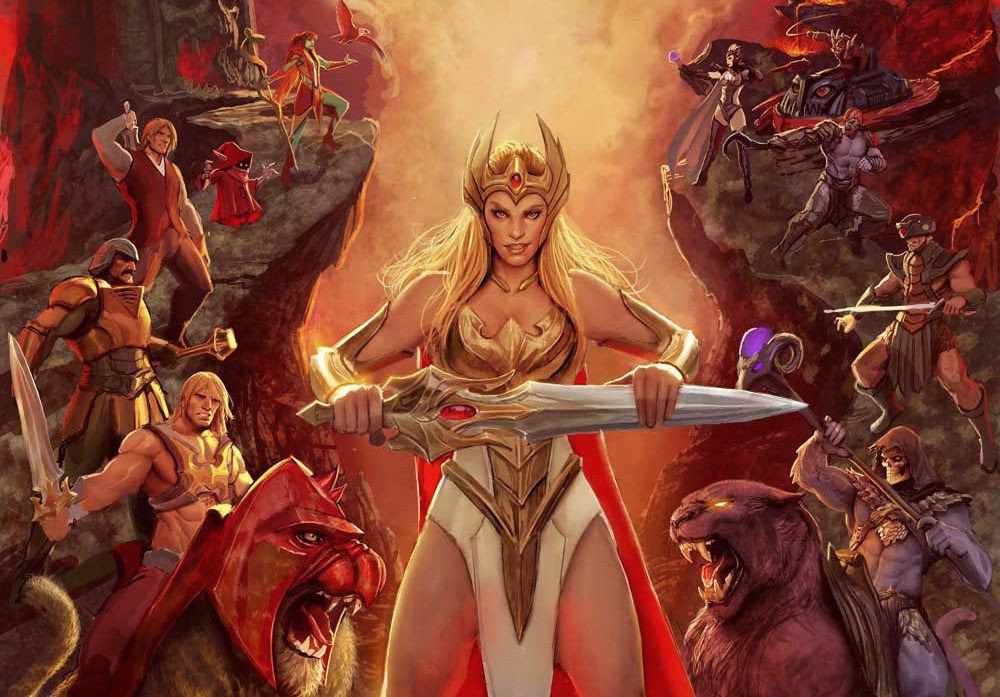 She-Ra by Stjepan Šejić