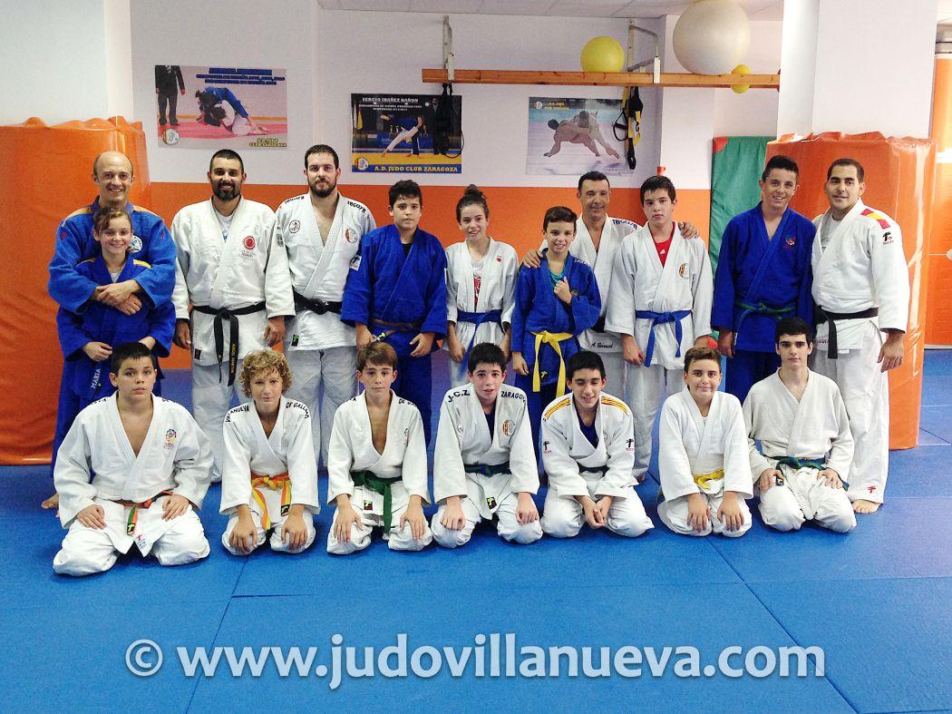 club judo zaragoza