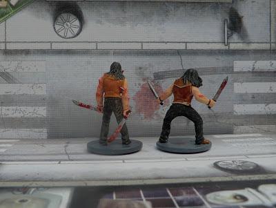 Zombicide, Zombie, Survivor, Zombivore, El Cholo, painted