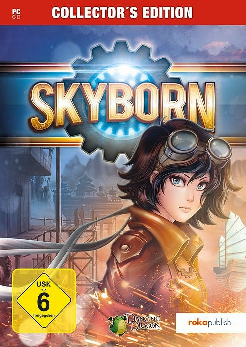 Download Skyborn Collectors Edition Torrent PC