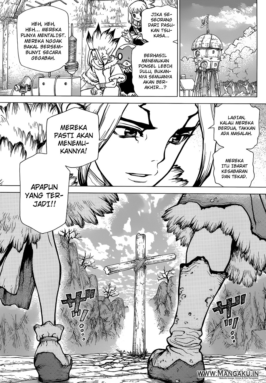 Dr. Stone Chapter 64-13
