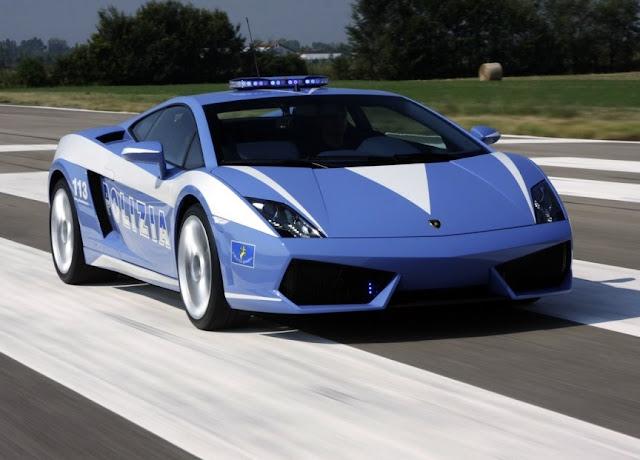 Afrika Selatan – Lamborghini Gallardo