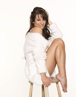 Lea Michele in a photo shoot by Matthias McGrath Photoshoot