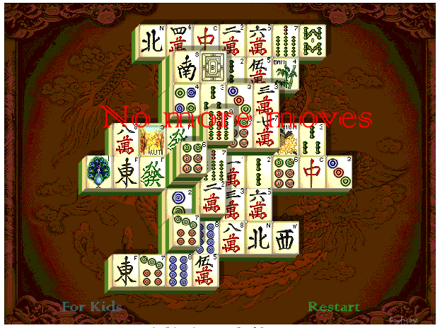 shanghai dynasty puzzle