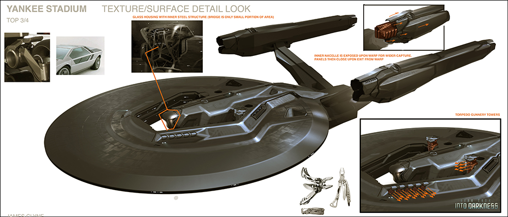 The Trek Collective Creating And Destroying The Uss Vengeance