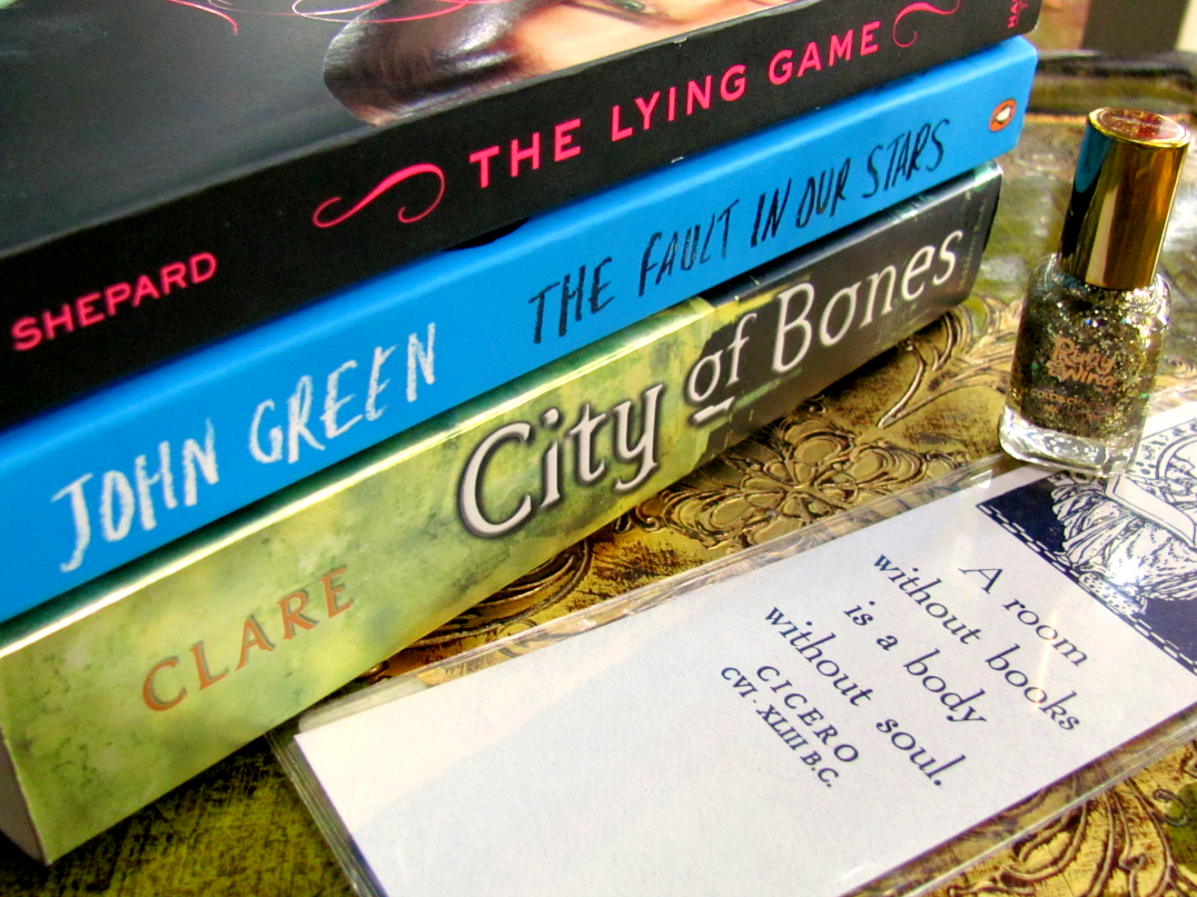 books-the-lying-game-the-fault-in-our-stars-city-of-bones