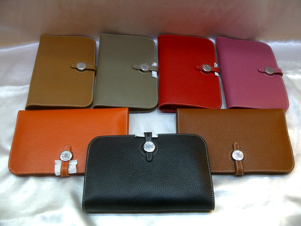 hermes wallets prices