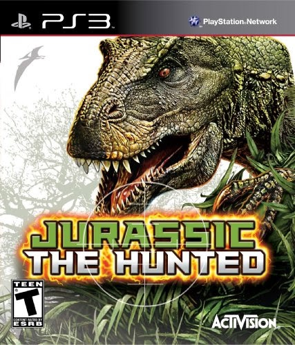 Jurassic: The Hunted Game