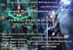 FORMAÇÃO DE MAGISTA