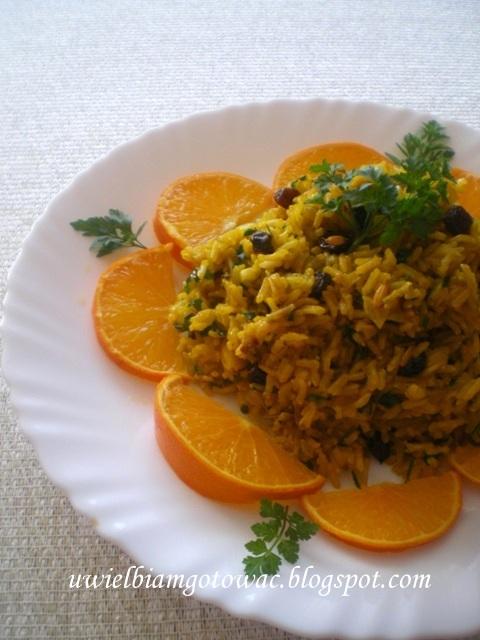 Ryż po hindusku