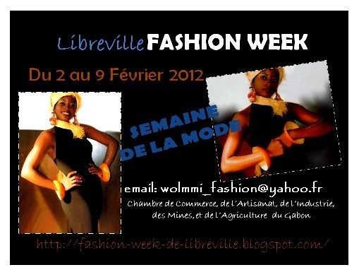 Libreville Fashion Week 2012