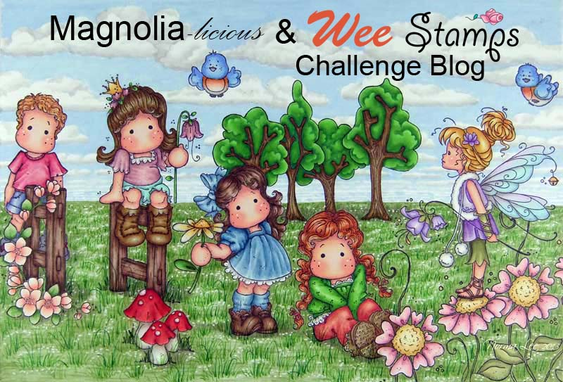 MAGNOLIA-LICIOUS CHALLENGE BLOG