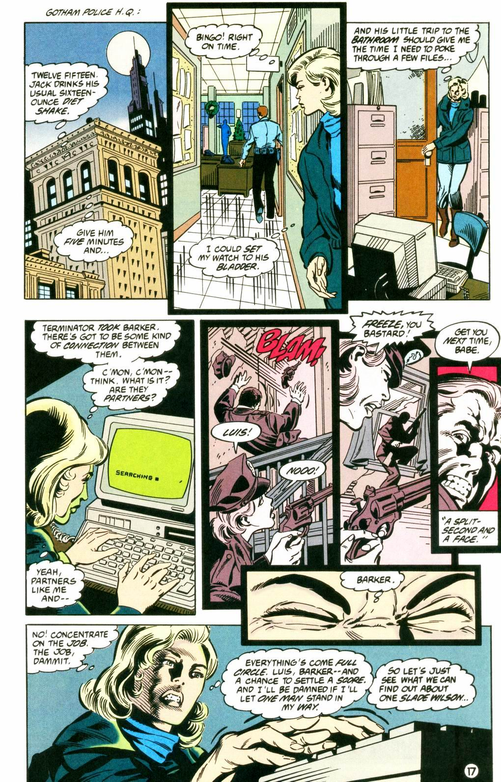 Deathstroke (1991) Issue #8 #13 - English 17