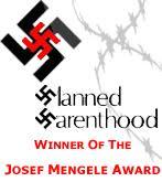 JOSEF MENGELE AWARD