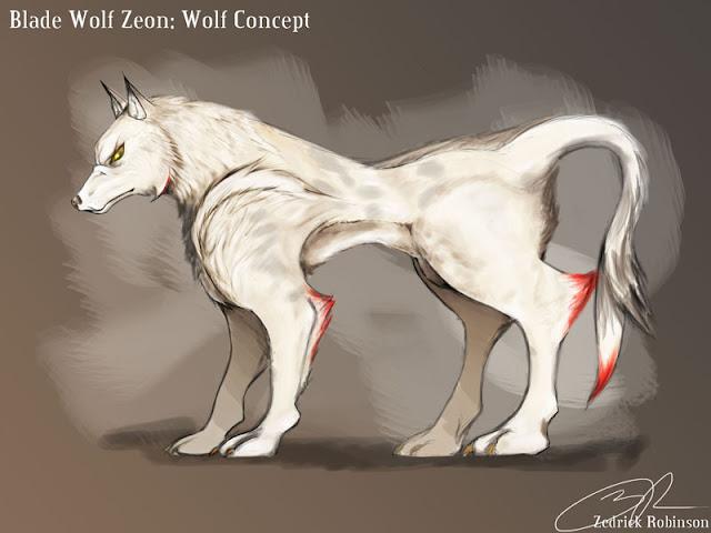 wolfs blade essay