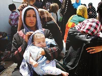 تنظيم «داعش» يسيطر على مطار ومعسكر وأموال.. والبيشمركة يتأهبون لمواجهته