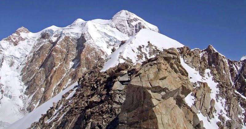 Mamostong Kangri Peak in India