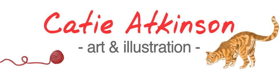 Catie Atkinson Art