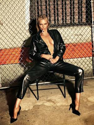 Charlize Theron W Magazine May 2015 photoshoot